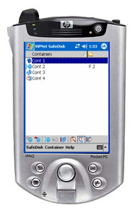 ViPNet Safe Disk Mobile screenshot